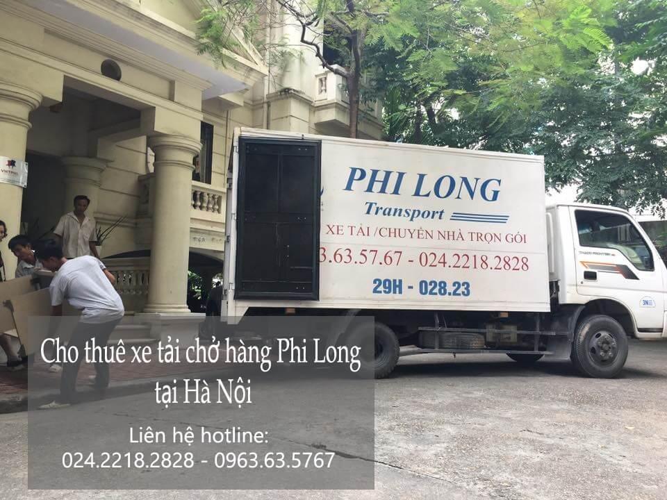 Dịch vụ cho thuê xe tải tại quận 4 TP_HCM