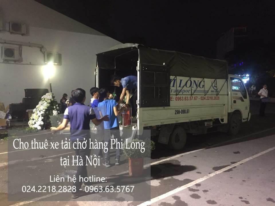 Dịch vụ cho thuê xe tải tại phố Bà Triệu