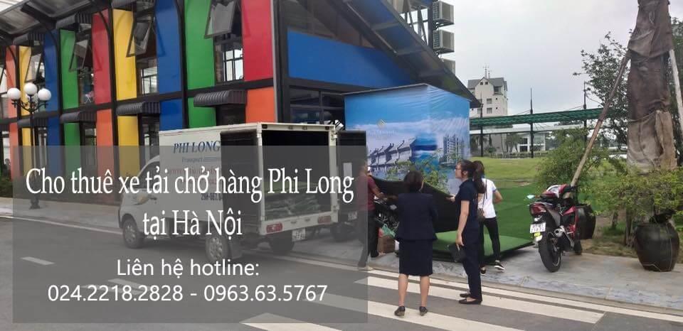 Dịch vụ cho thuê xe tải tại đường Nguyễn Huy Thuận