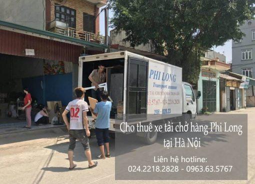Dịch vụ cho thuê xe tải giá rẻ tại phố Cửa Nam