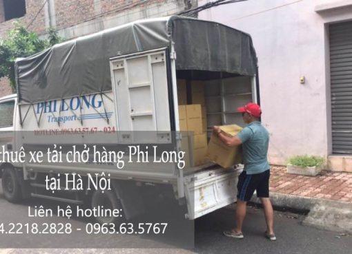 Dịch vụ cho thuê xe tải tại phố Lãng Yên