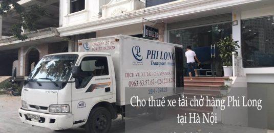 Dịch vụ cho thuê xe tải tại đường Lê Duẩn