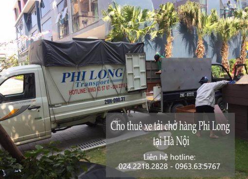 Dịch vụ cho thuê xe tải tại phố Đỗ Quang