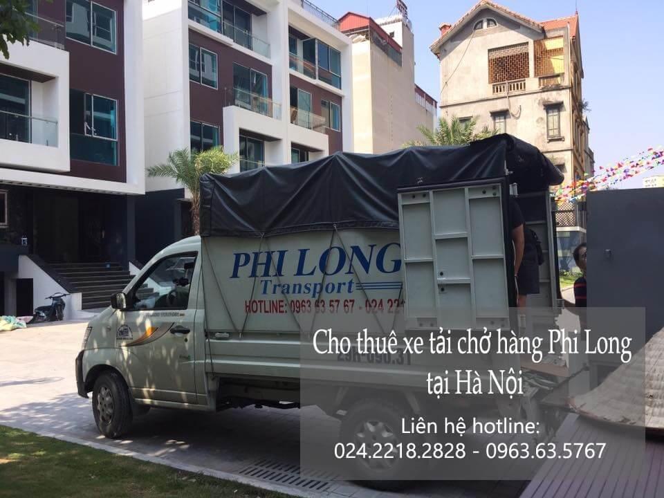 Dịch vụ cho thuê xe tải tại phố Ngô Xuân Quảng