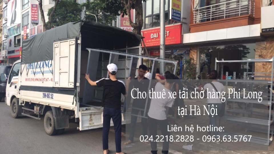 Dịch vụ cho thuê xe tải tại phố Khương Đình 2019