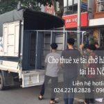 Dịch vụ cho thuê xe tải tại phố Cát Linh 2019