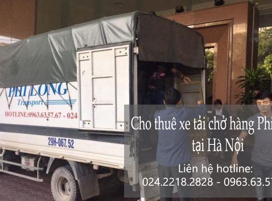 Dịch vụ cho thuê xe tải tại An Xá