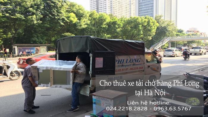 Dịch vụ cho thuê xe tải tại phố Đình Ngang