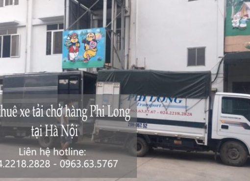 Dịch vụ cho thuê xe tải tại phố Đường Thành