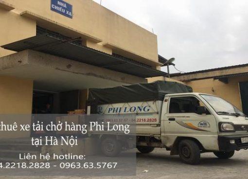 Dịch vụ cho thuê xe tải tại phố Đoàn Thị Điểm