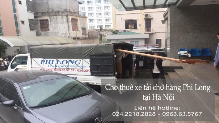 Dịch vụ cho thuê xe tải tại phường Mai Động
