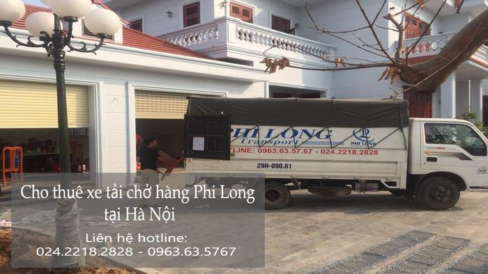 Dịch vụ cho thuê xe tải tại phố Cửa Đông