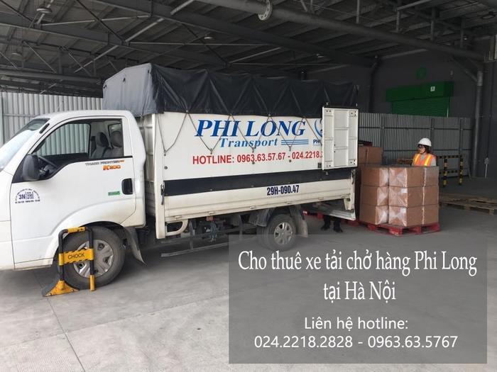 Dịch vụ cho thuê xe tải tại phố Hoàng Diệu