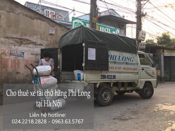 Dịch vụ cho thuê xe tải tại phố Hàng Khay