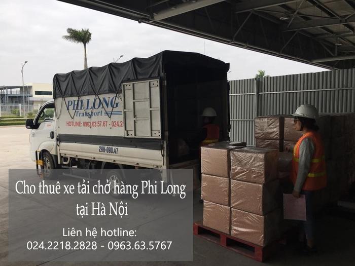 Dịch vụ cho thuê xe tải tại phố Hàng Da
