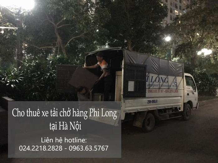 Dịch vụ cho thuê xe tải tại đường La Thành