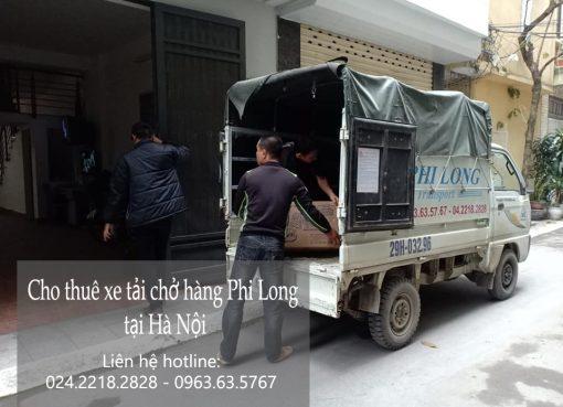 Dịch vụ cho thuê xe tải giá rẻ tại phố Tố Hữu