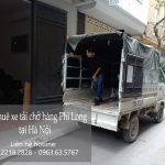 Dịch vụ cho thuê xe tải tại phố Ngọc Hà
