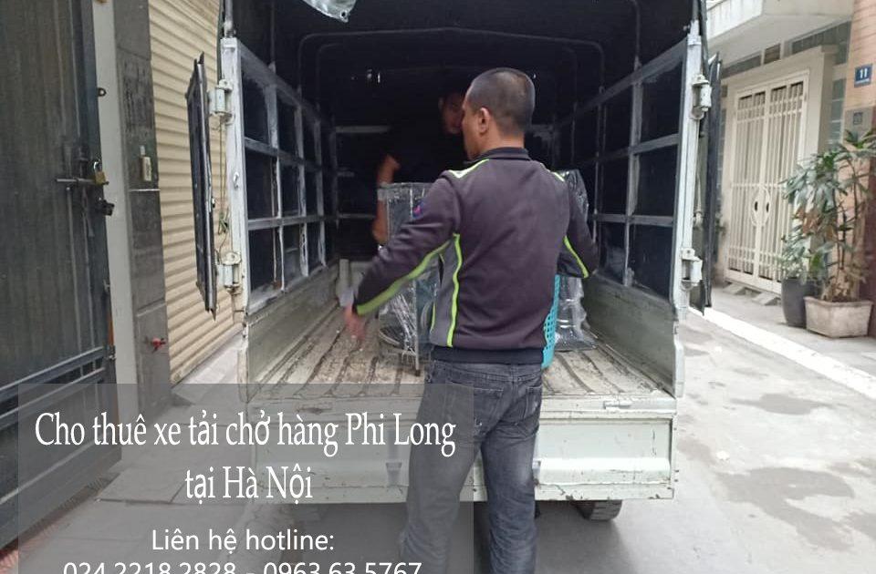 Dịch vụ cho thuê xe tải giá rẻ tại phố An Xá 2019