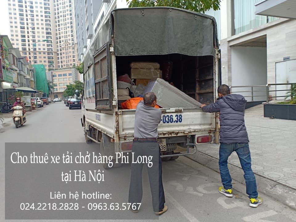 Dịch vụ cho thuê xe tải tại phố Mai Anh Tuấn