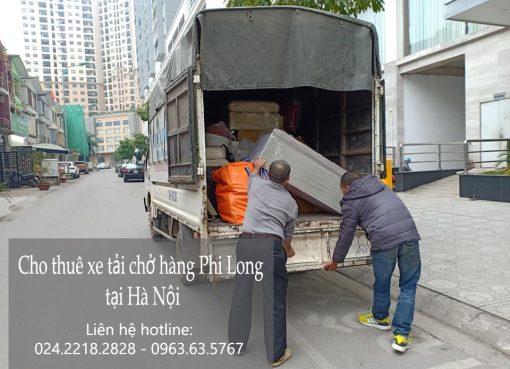 Dịch vụ cho thuê xe tải tại phố Nguyễn Phạm Tuân