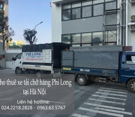 Dịch vụ cho thuê xe tải giá rẻ tại phố Nguyễn Bỉnh Khiêm