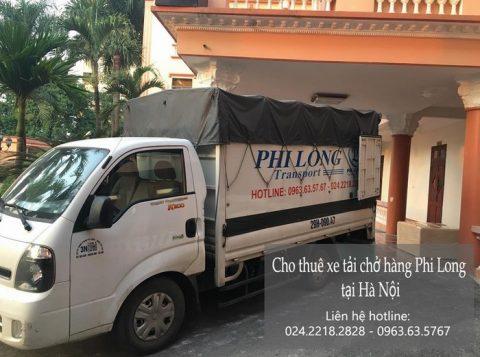 Dịch vụ cho thuê xe tải tại phố Nguyễn An Ninh