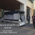 Dịch vụ cho thuê xe tải tại phố Minh Khai
