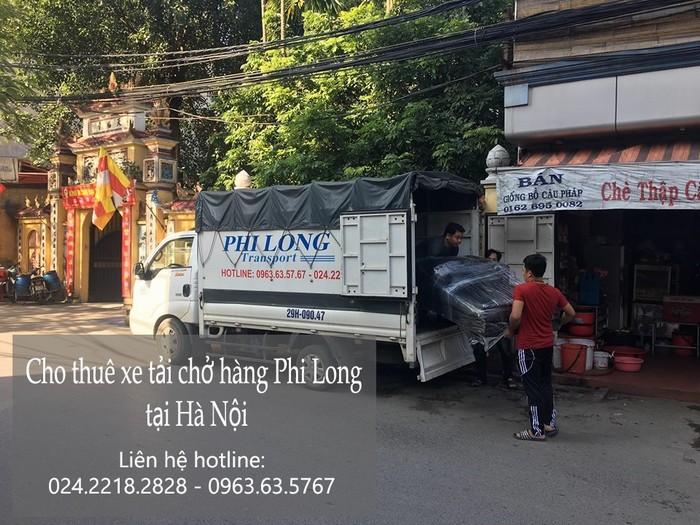 Dịch vụ cho thuê xe tải giá rẻ tại phố Mai Hắc Đế