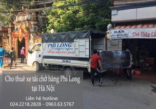 Dịch vụ cho thuê xe tải tại phố Lò Đúc