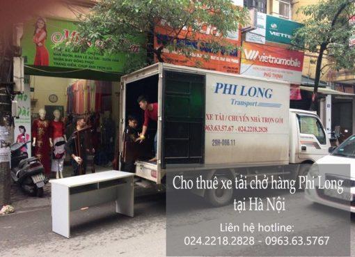 Cho thuê xe tải tại phố Hà Huy Tập