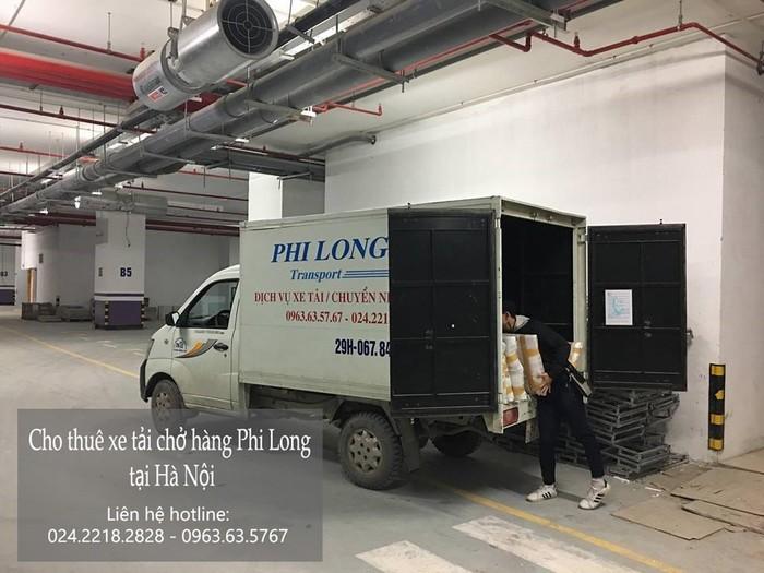 Dịch vụ cho thuê xe tải tại phố Khuyến Lương