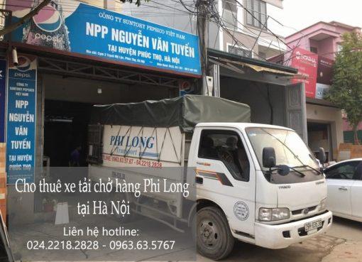 Dịch vụ cho thuê xe tải tại đường Nguyễn Quốc Trị