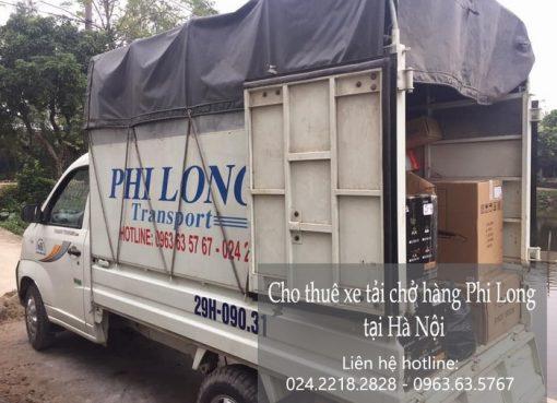 Cho thuê xe tải tại phố Nguyễn Huy Nhuận