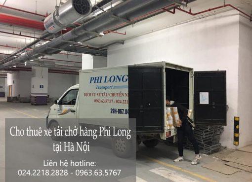 Dịch vụ cho thuê xe tải tại phố Dương Quang
