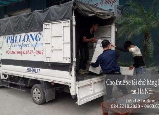 Dịch vụ cho thuê xe tải giá rẻ tại phố Nguyễn Như Đổ