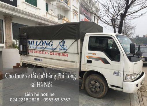 Dịch vụ cho thuê xe tải tại phố Khúc Thừa Dụ