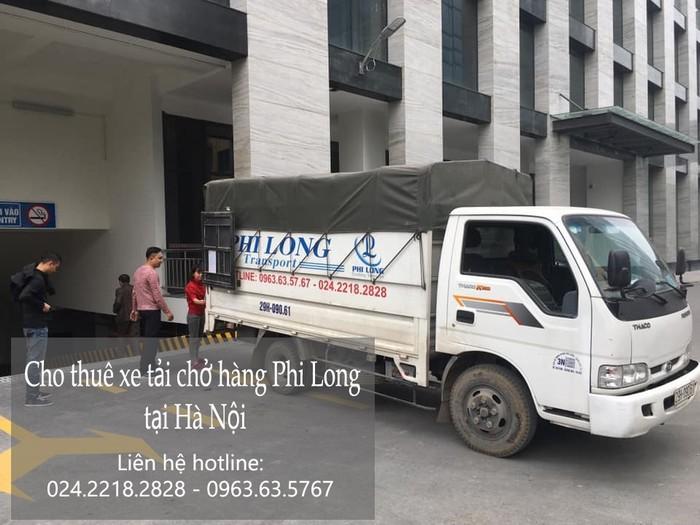 Dịch vụ cho thuê xe tải tại phố Hoàng Sâm