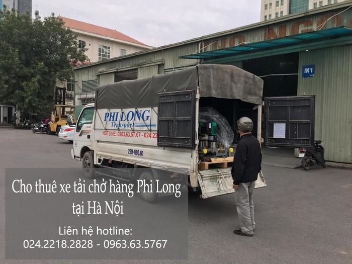 Dịch vụ cho thuê xe tải tại phố Nam Đuống