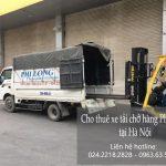 Dịch vụ cho thuê xe tải tại phố Nguyễn Hiền
