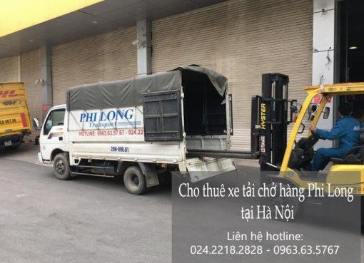 Dịch vụ cho thuê xe tải tại phố Nguyễn Quang Bích
