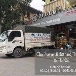 Dịch vụ cho thuê xe tải tại phố Nguyễn Ngọc Vũ
