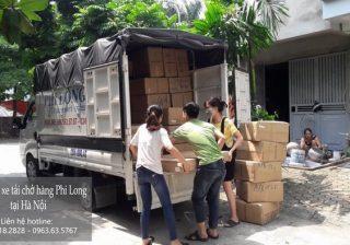 Dịch vụ cho thuê xe tải tại phố Nguyễn Văn Hưởng