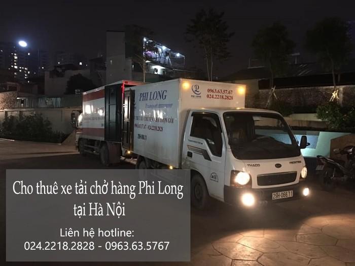 Dịch vụ cho thuê xe tải tại phố Mai Dịch