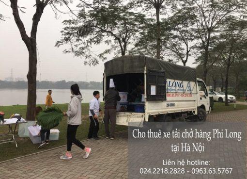 Dịch vụ cho thuê xe tải giá rẻ tại phố Mạc Thái Tổ