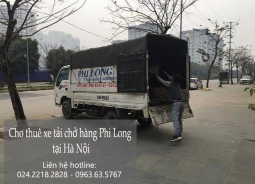 Dịch vụ cho thuê xe tải tại phố Lê Văn Lương