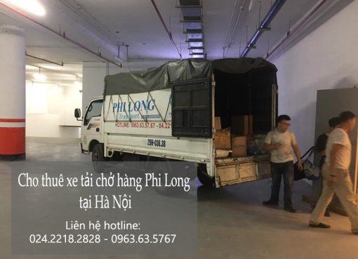 Dịch vụ cho thuê xe tải tại phố Thành Công