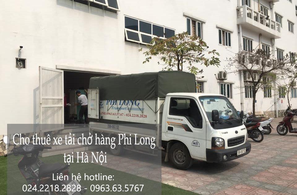 Dịch vụ cho thuê xe tải tại phố Nguyên Khiết