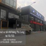 Dịch vụ cho thuê xe tải tại phố Hoàng Công Chất