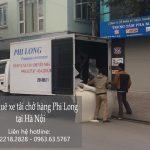 Cho thuê xe tải tại phố Lê Văn Linh